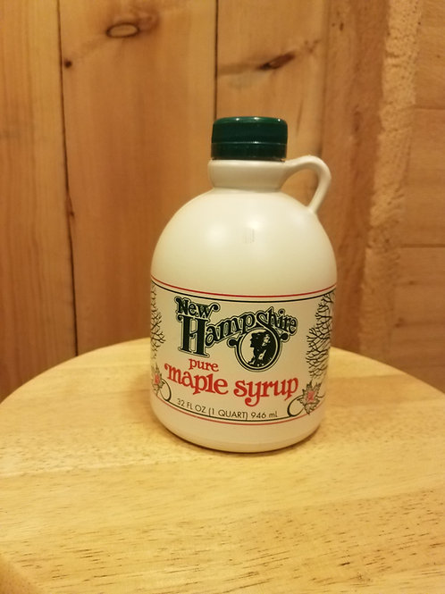 NH Maple Producers Association Jug - 1 Quart