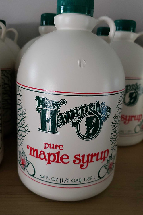 NH Maple Producers 1/2 Gallon