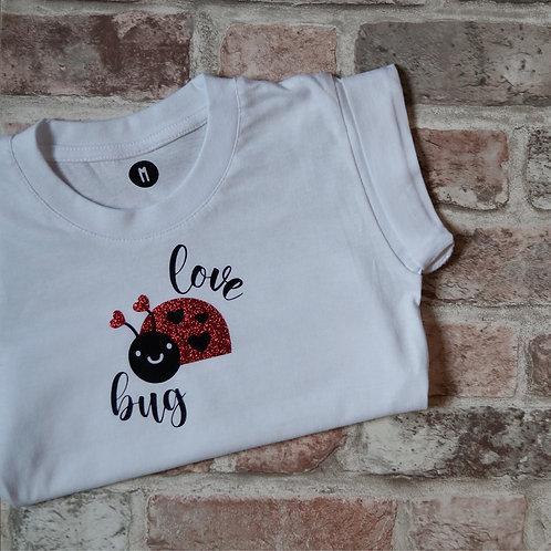 Love Bug - Dog Tee