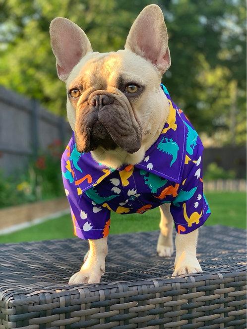 'Dino paws' dog shirt