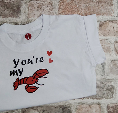 You're my lobster - Dog Tee