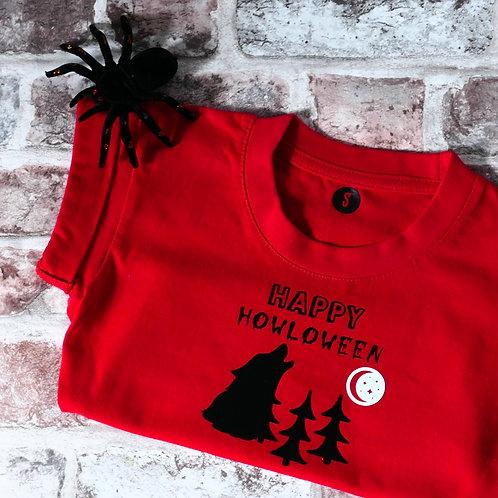 Happy Howl-o-ween - Dog Tee