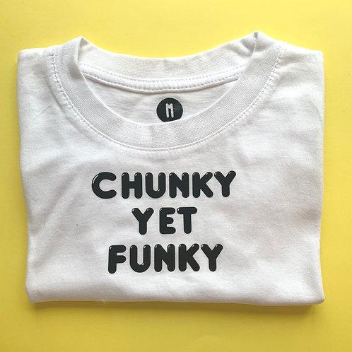 Chunky yet funky  - size Medium