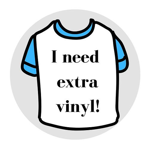 Vinyl add on