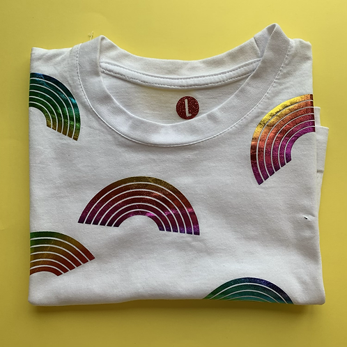 Rainbows  - size large