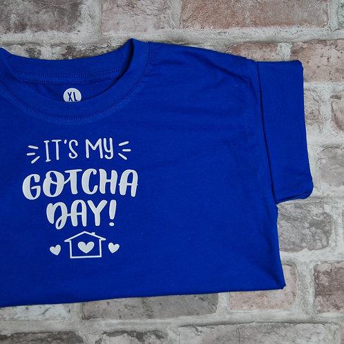 Gotcha Day Dog Tee