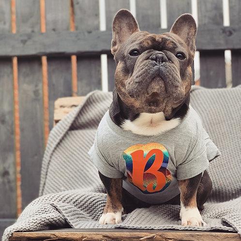 Personalised Initial - Dog Tee