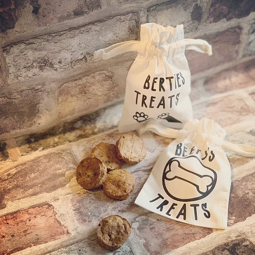 Customised Mini Drawstring treat bag