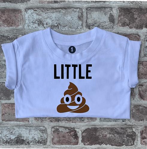 Little Shit Dog Tee