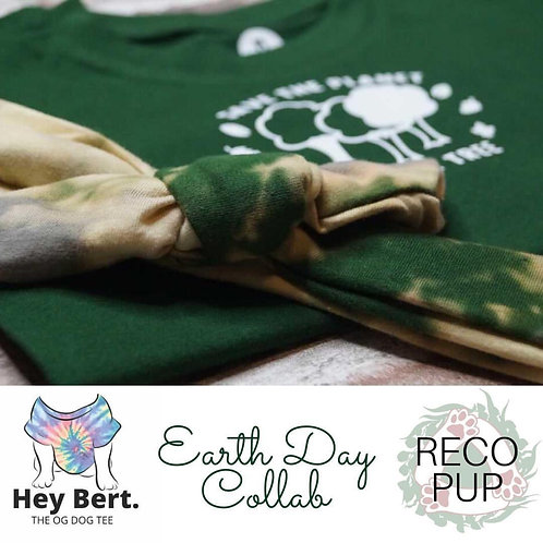 Earth Day Tee & Neckchief