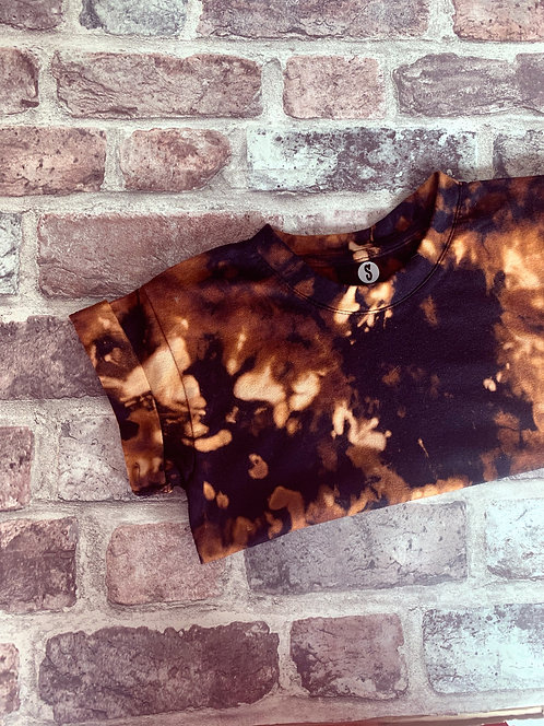 Black Chroma Cat Tee