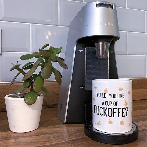 Cup of FUCKoffee - Xmas Mug!