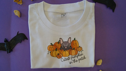 Cutest pumpkin in the patch - tee