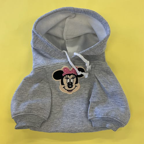 Minnie Mouse hoody : size small