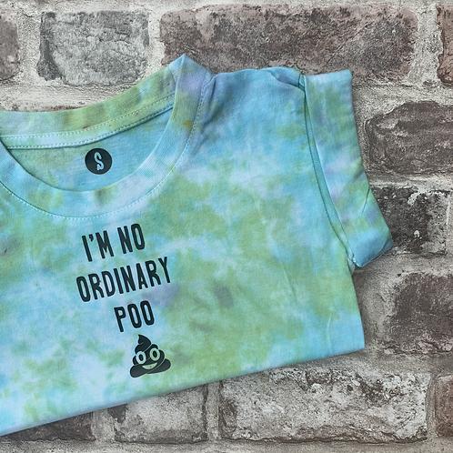 I'm no ordinary poo!