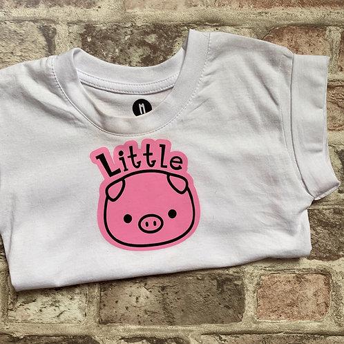 Little Pig - Dog Tee