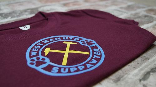 Football Suppawter - Dog Tee