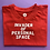 Thumbnail: Invader of personal space  - size Medium