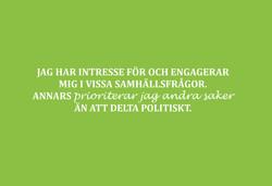UNIK vykort_grön