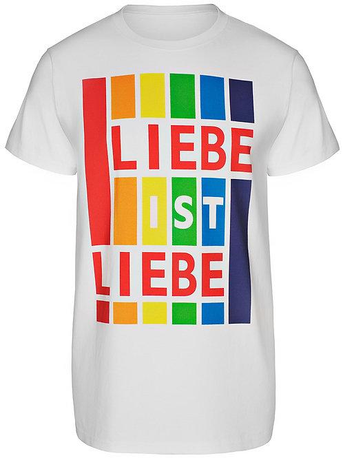 Shirt UNISEX Liebe ist Liebe