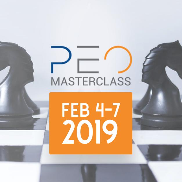 MasterClass - PEO Sales Program - February