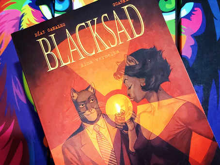 Blacksad 3 - Alma vermelha