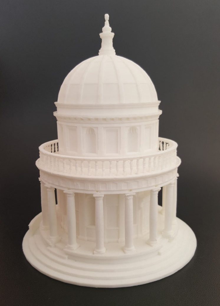 Arquitectura en 3D Print3x