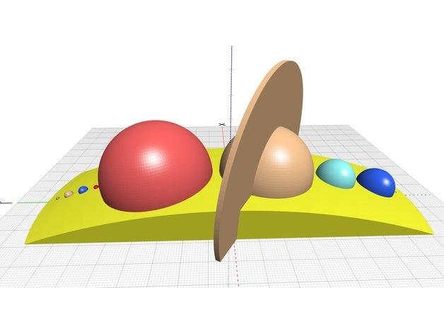 Planetas 3D