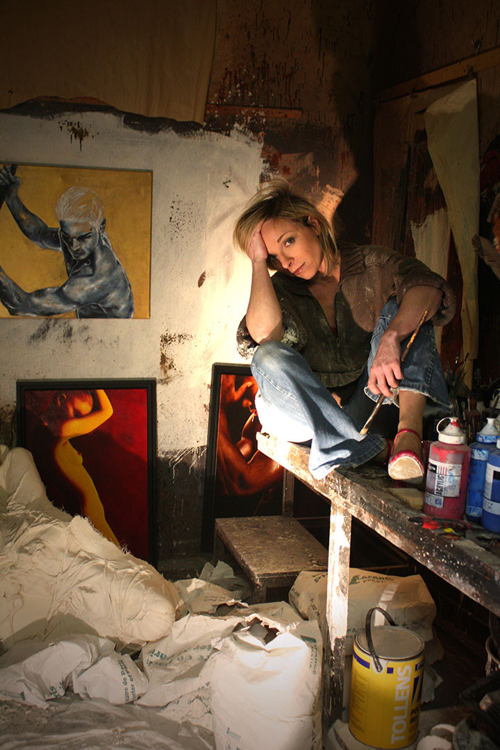 Biographie de Stephanie VIGNAUX | Artiste peintre | Tarbes