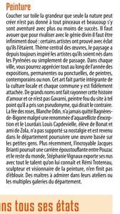 Extrait du Petit Futé des Hautes-Pyrénées - Stephanie Vignaux
