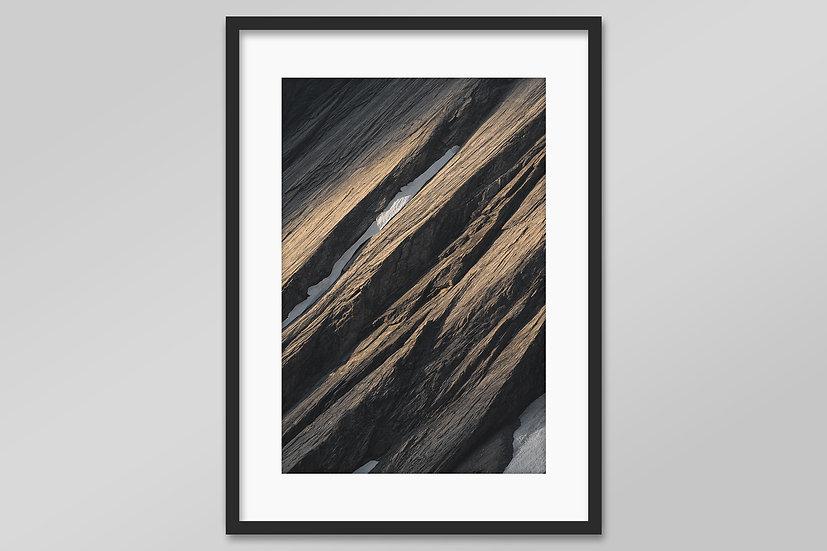 Texture alpine