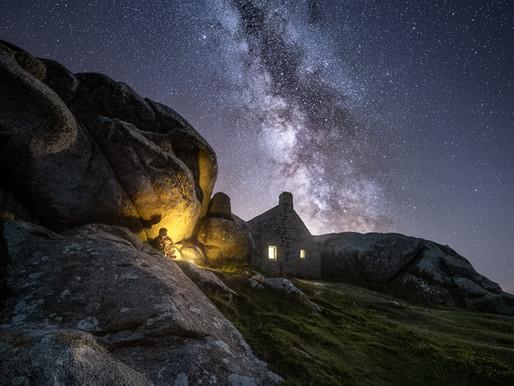 Webinar photographier la Voie lactée