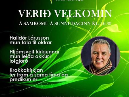 Guðsþjónusta 14.mars 2021