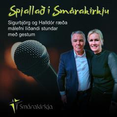 Spjallað í Smárakirkju fimmudaginn 29. apríl kl. 20:00.