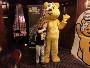 BBC Children In Need night 2015