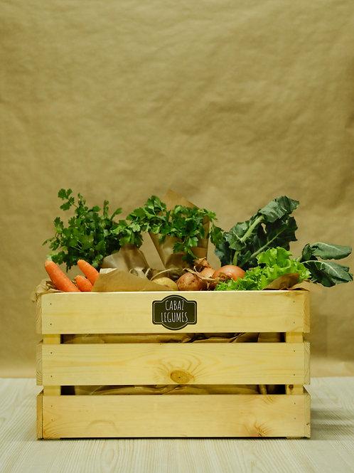 Cabaz Legumes