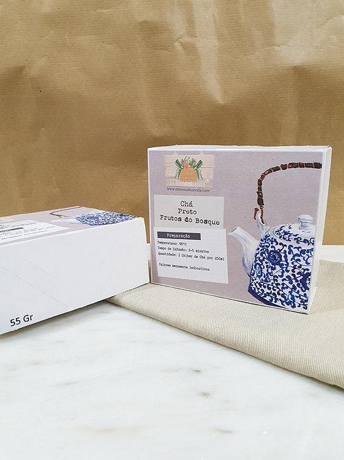 Chá Preto Frutos do Bosque  (55 Gr)