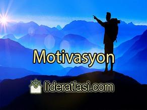Motivasyon-Güdüleme