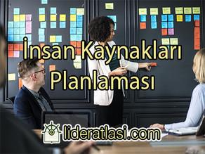 İnsan Kaynakları Planlaması