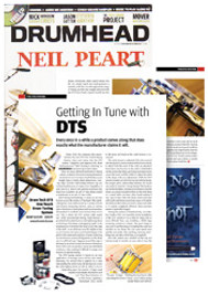 Drumhead DTS Review