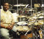 Aaron Spears Drum Tech Artist
