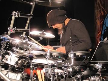 Andy Gangadeen Drum Tech Artist