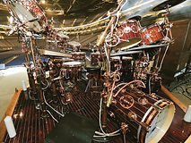 Neil Peart Time Machine Kit