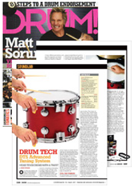 Drum! Magazine DTS Review