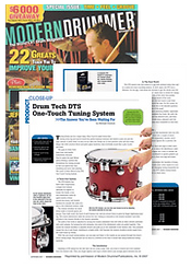 Modern Drummer DTS Review