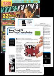 Modern Drummer DTS Review