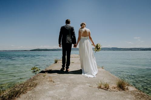 Un mariage enchanté à La Lance