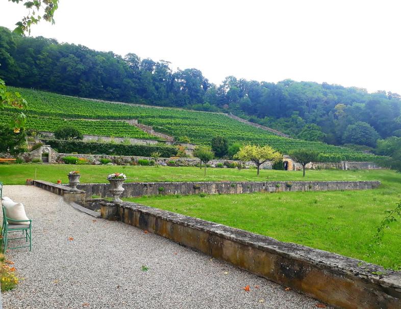 Jardins en terrasse