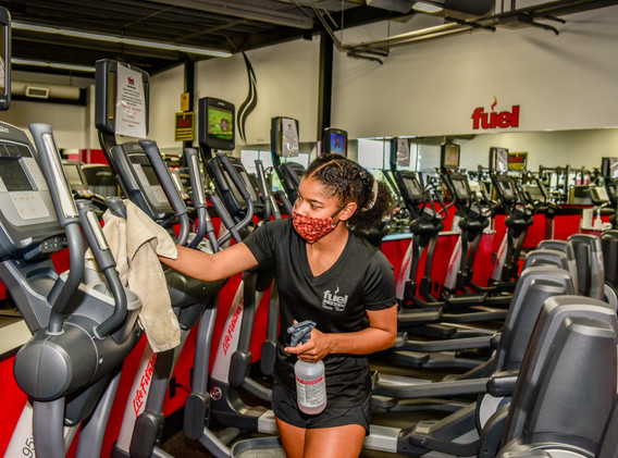 Keeping Customers Safe at Fuel Fitness