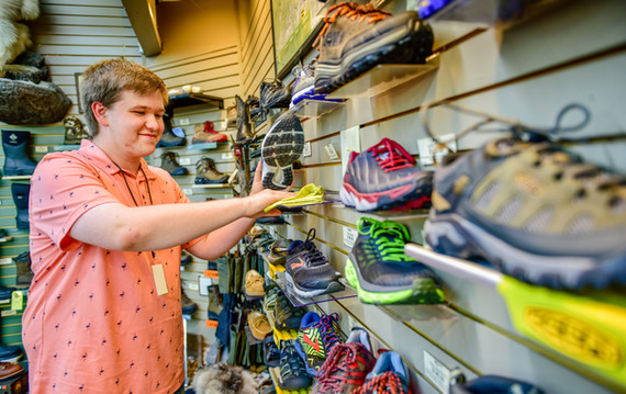 Gaining Retail Experience at Capital Sports